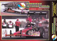 1996 Scott and Connie Kalitta NHRA Top Fuel Dragster Handout Hero Photo