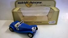 MATCHBOX 1:35 AUTO DIE CAST RILEY MPH 1934 BLU ART  Y-3  Y3