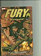 FURY PEACEMAKER By Garth Ennis Trade paperback Graphic Novel Marvel Comics