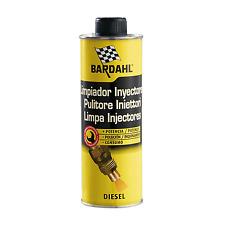Pulisci iniettori Bardahl 500ml Diesel Injector Cleaner Additivo Pulitore