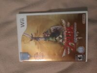 The Legend of Zelda: Skyward Sword 25th Anniversary with Symphony CD CIB (Wii)