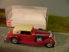 1/87 Busch Horch 853 Cabrio geschlossen rot 41320