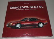 Bildband Mercedes Benz R 129 SL 280 300 300-24 320 500 600 1989 - 2001 NEU!