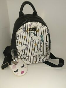 Luv Betsey by Betsey Johnson Unicorn Backpack Purse
