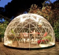 Igloo Dome Pod Bubble Dining Garden/Pub/Restaurant All Weather PVC Canopy Pro