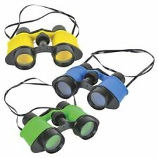 You Get 1 Outdoor Travel Binoculars for Kids Toy Children Color Will Vary