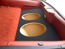 For 82-92 Chevy Camaro - Custom Sub Box Speaker Subwoofer Enclosure