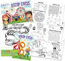 KIDS ACTIVITY PACKS childrens wedding pack, party favours - Pack of 10