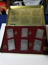 Zippo Very Rare Limited Edition 1932 - 1992 Anniversary Series Collector Edition
