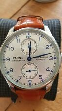 Parnis Chronometer Power Reserve Automatic watch