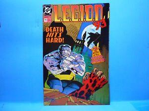 """L.E.G.I.O.N. """"93 #56 of 70 1989-1994 DC Uncertified See also LOBO & R.E.B.E.L.S."""
