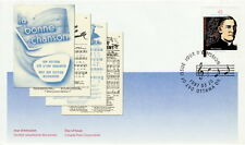 CANADA #1637 45¢ FATHER CHARLES GADBOIS FIRST DAY COVER