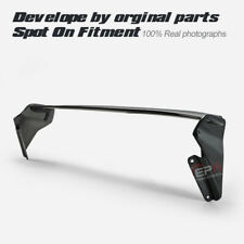 For Mini Cooper F56 GP Style Carbon Fiber Rear Spoiler Wing w/adjustable blade