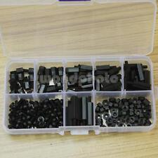 Surtido Kit 180x Nylon Hex Separadores/Tornillos/Tuercas Arduino Electrónica