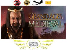 Grand Ages : Medieval PC & Mac Numérique Steam Key - Region Free