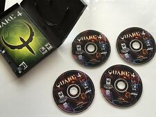 Quake 4 PC CD-ROM Windows