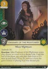 Emissary of the Hightower AGoT LCG 2.0 Game of Thrones House of Thorns 11