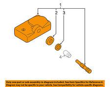 MAZDA OEM 06-12 3-Tire Pressure Sensor BBM237140B
