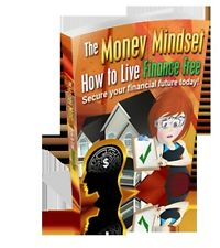 THE MONEY MINDSET Secures Your Financial Future And Live Financialy Free (CD)