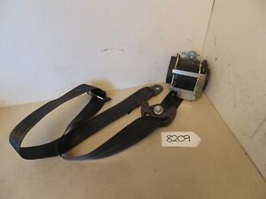 Peugeot 807 Drivers Side Middle Outer Seatbelt 14004997XX Genuine Part
