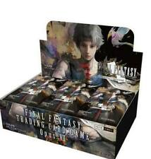 Final Fantasy: Opus VII Booster Box Factory Sealed