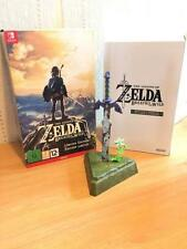 Nintendo - Zelda - Breath Of The Wild - Limited Edition Master Sword Statue