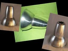 abglepoise abat jour tulipe optique lampe lustre applique design industriel gras