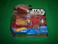 Hot Wheels Star Wars Rey's Speeder, The Force Awakens