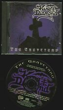 King Diamond The Graveyard CD BMG Record club pressing