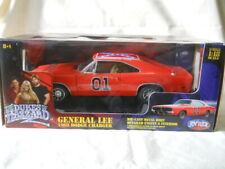 Ertl 1969 Dodge Charger General Lee The Dukes of Hazzard Joy Ride1:18 NEW