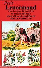 Petit LENORMAND - Jeu 37 Cartes + Livret (The Small Lenormand)