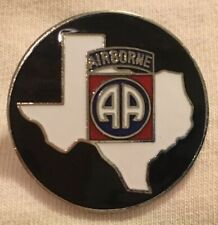 U.S. Army - 82nd Airborne Division - Texas Pin- Lot Of 10- Nos