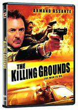 NEW DVD - THE KILLING GROUNDS - Armand Assante, Udo Kier, Daniel Bernhardt, Shir
