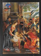 PARAGUAY Sc C565 NH SOUVENIR SHEET OF 1984 - ART OF RUBENS