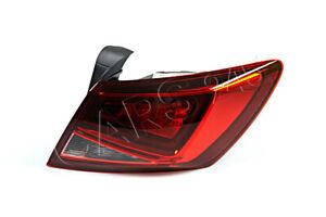 LED Outer Tail Light Rear Lamp VALEO Fits RH SEAT Leon Hatchback 2012-