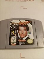 GoldenEye 007 N64 Authentic Game Cartridge Only. Tested(Nintendo 64, 1997)