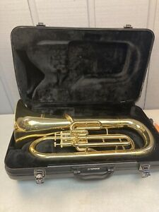 NICE YAMAHA YEP201 EUPHONIUM IN GOOD PLAYING CONDITION 448001