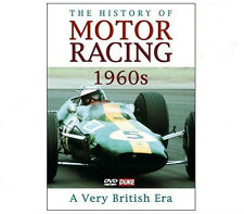THE HISTORY OF MOTOR RACING 1960's DVD - A Very British Era Duke - SAVE 50% New