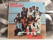RAOUL CASADEI - JA JA ALLEGRIA - LP NEAR MINT GATEFOLD LAMINATED SLEEVE 1977