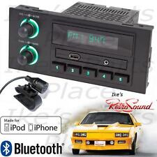 RetroSound 82-89 Camaro/Fbird Newport Radio/RDS/Bluetooth/USB/iPod/3.5mm AUX-In