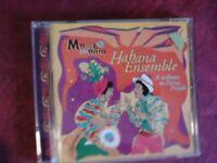 HABANA ENSEMBLE- MAMBOMANIA (12 TRACKS, 1999). CD.