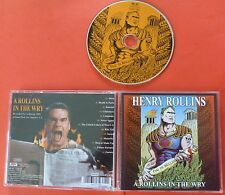 CD ROLLINS IN THE WY - ROLLINS HENRY  13 TITRES 2000 LC 9002