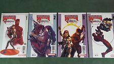 Ultimate Daredevil Elektra #1-4 Complete Series Set