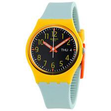 Swatch Hamarace Black Dial Ladies Watch GO702