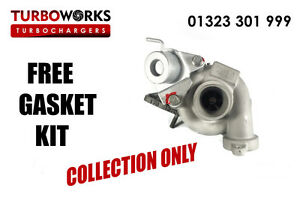 Ford Focus II 1.6 TDCi  90BHP DV6ATED4 TURBOCHARGER TURBO WITH GASKETS