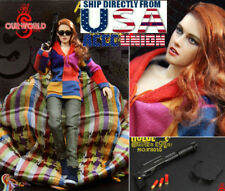 1/6 American Ultra Kristen Stewart Female Figure Full Set U.S.A. IN STOCK