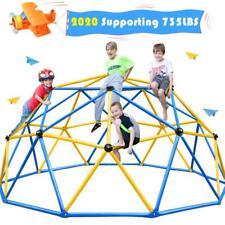 Outdoor Dome Climber Jungle Gym Climbing Frame Playground Activity 10ft x 5ft