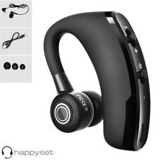 Bluetooth-Headset│2 Geräte Mikrofon mit Kopfhörer - happyset