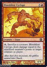 MTG - 8th Edition - Bloodshot Cyclops - Foil - NM