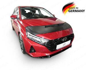 Auto Bra für Hyundai i20 Bj. ab2020 Steinschlagschutz Haubenbra